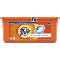 Капсулы для стирки Tide Все-в-1 Альпийская свежесть 30 шт. (4015400892311). 48548