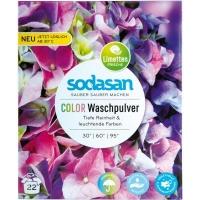 Стиральный порошок Sodasan Compact (4019886050708). 45807