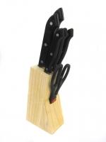 Набор ножей кухонных Empire EM-3117 7 в 1 MHz. 49324
