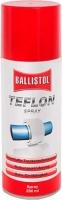Смазка тефлоновая Ballistol TeflonSpray 200 мл. 4290018