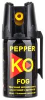 Газовый баллончик Klever Pepper KO Fog аэрозольный. Объем - 40 мл. 4290046