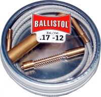 Протяжка Ballistol для оружия универсальная кал.17-12. 4290074