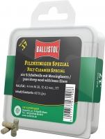 Патч для чистки Ballistol войлочный специальный для кал. 17. 60шт/уп. 4290076
