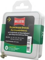 Патч для чистки Ballistol войлочный специальный для кал. 22. 60шт/уп. 4290079