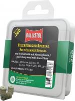 Патч для чистки Ballistol войлочный специальный для кал. 6.5 мм. 60шт/уп. 4290083