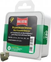 Патч для чистки Ballistol войлочный специальный для кал. 7 мм (.284). 60шт/уп. 4290087