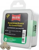 Патч для чистки Ballistol войлочный классический для кал. 308. 60шт/уп. 4290089