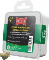 Патч для чистки Ballistol войлочный специальный для кал. 308. 60шт/уп. 4290091