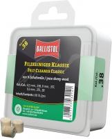 Патч для чистки Ballistol войлочный классический для кал. 9 мм. 60шт/уп. 4290097