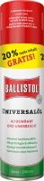 Масло оружейное Ballistol 240 мл. 4290107