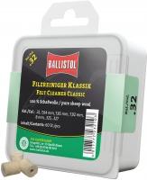 Патч для чистки Ballistol войлочный классический для кал. 8 мм. 60шт/уп. 4290109