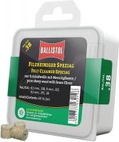 Патч для чистки Ballistol войлочный специальный для кал. 9 мм. 60шт/уп. 4290113