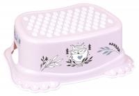 Подставка Tega Little Fox (plus baby) PB-LIS-006 нескользящая 130 light pink. 34628