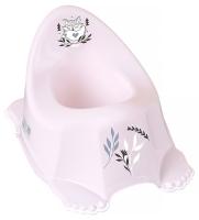 Горшок Tega Little Fox (Plus Baby) PB-LIS-001 нескользящая 130 light pink. 33342