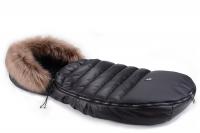 Зимний конверт Cottonmoose Alaska Premium 729/65 black (черный-черный). 33499