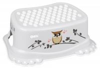 Подставка Tega Owl (plus baby) PB-SOWA-006 нескользящая 106 gray. 34630