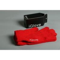 Перчатки для сенсорных экранов iGlove Red (4822356754397). 44156