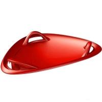 Санки Plastkon ледянка Meteor 60 см красные (48562) Pattern . 48564
