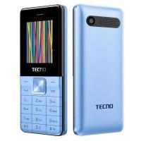 Мобильный телефон Tecno T301 Light Blue (4895180743344). 45356