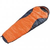 Спальный мешок Deuter Dream Lite 400 sun orange-midnight левый (49328 8830 1). 47572