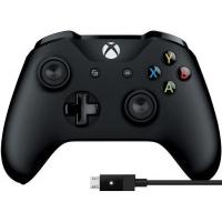 Геймпад Microsoft Xbox One Controller + USB Cable for Windows (4N6-00002). 44138