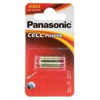 Батарейка Panasonic 4SR44 * 1 Silver Oxide (4SR-44EL/1B). 47393