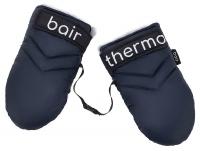 Рукавицы для коляски Bair Thermo Mittens  темно-синий. 34672