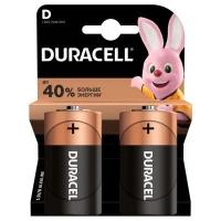 Батарейка Duracell D LR20 * 2 (5000394052512 / 81483648). 47376