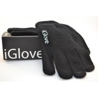 Перчатки для сенсорных экранов iGlove Black (5012345678900). 48471