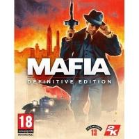 Игра Xbox Mafia Definitive Edition [Blu-Ray диск] (5026555362719). 48047