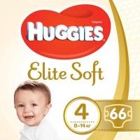 Подгузник Huggies Elite Soft 4 Mega 66 шт (5029053545301). 47985