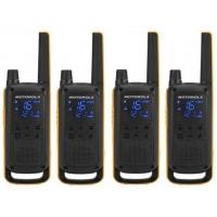 Портативная рация Motorola TALKABOUT T82 Extreme Quad Yellow Black (5031753007218). 47544