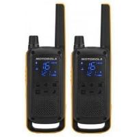 Портативная рация Motorola TALKABOUT T82 TWIN and CHRG Black (5031753007232). 47539