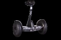 Гироскутер с ручкой для детей и взрослых SNS M1Robot mini (54v) - 10,5 дюймов Black (Черный). 31201