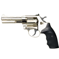 Револьвер под патрон Флобера Alfa mod. 431 никель/пластик. 14310057