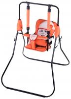 Качель детская домашняя напольная Умка Casper  ярко оранжевый-бежевый. 31004