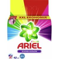 Стиральный порошок Ariel Color 4,5 кг (5413149193956). 48530