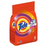 Стиральный порошок Tide Color Lenor Touch of Scent 4,5 кг (5413149871434). 48531