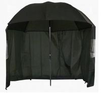 Зонт палатка для рыбалки SKL 2 окна тент d2.2м SF23774. 49165