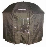 Зонт палатка для рыбалки окно Stenson d2.5м SF23775. 49164