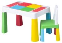 Детский стол и стул Tega Multifun Eco MF-004 134 multicolor. 31041