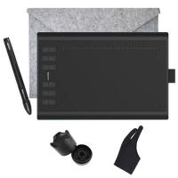 Графический планшет ПРО с пером F&D HUION New 1060 Plus 8192 суперкомплект. 42177