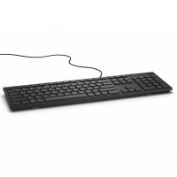 Клавиатура Dell KB216 RUS Black (580-ADGR). 42553