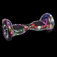 Гироборд Smart Balance U8 - 10 дюймов Hip-Hop Violet (Хип-Хоп фиолетовый). 31214