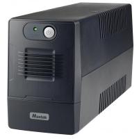 Источник бесперебойного питания Mustek PowerMust 600 EG Line Int. (600-LED-LIG-T10). 46626