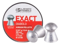 Пули пневматические (для воздушки) 4,5мм 0,547г (500шт) JSB Diabolo Exact. 14530533