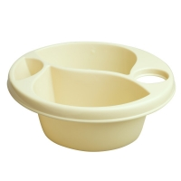 Гигиеническая миска Maltex Top and tail bowl  beige. 33046