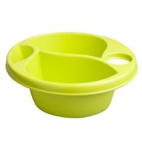 Гигиеническая миска Maltex Top and tail bowl  green. 33048