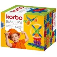 Конструктор Vitol Korbo Basic 90 деталей (65908). 47896