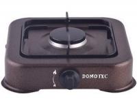 Настольный газовый таганок плита Domotec MS 6601 на 1 конфорку. 48919